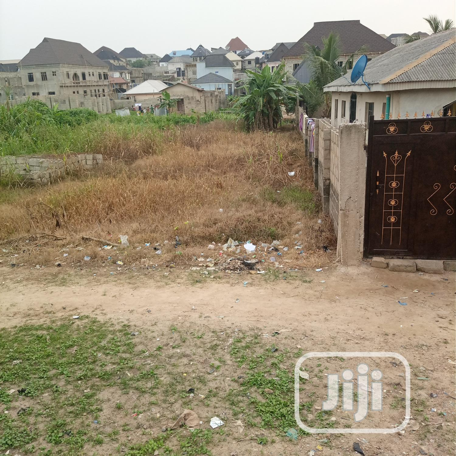 For Sale. Half Plot of Land at Ile Iwe, Meiran