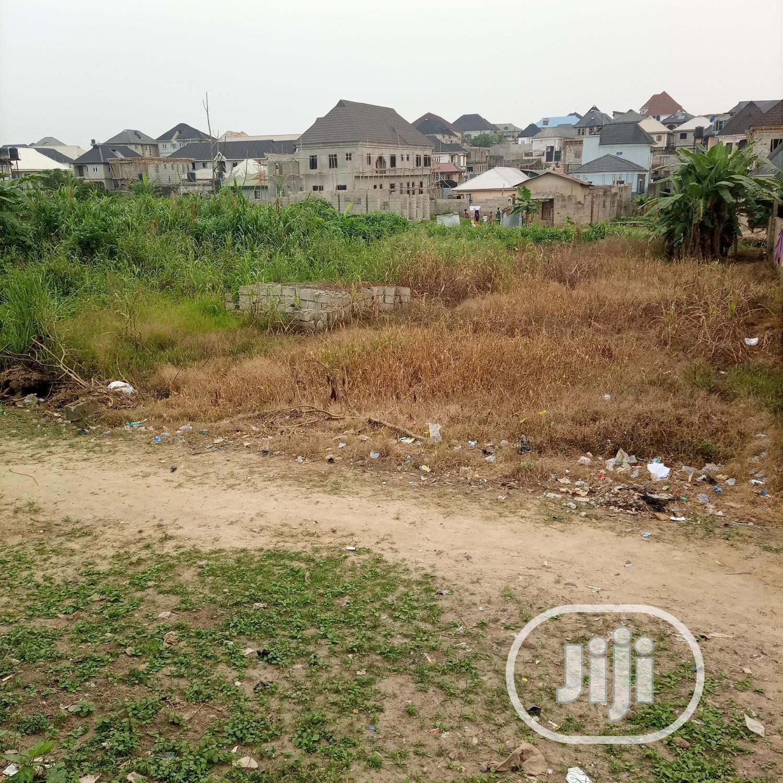 For Sale. Half Plot of Land at Ile Iwe, Meiran | Land & Plots For Sale for sale in Ifako-Ijaiye, Lagos State, Nigeria