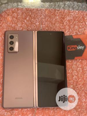 Samsung Galaxy Fold 5G 512GB Gold | Mobile Phones for sale in Abuja (FCT) State, Wuse 2