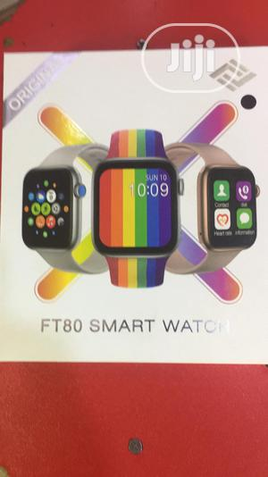 Ft80 Smart Watch   Smart Watches & Trackers for sale in Abuja (FCT) State, Wuse