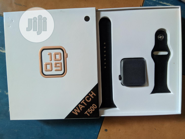 Archive: T500 Smartwatch