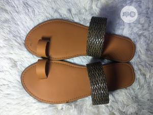 Handmade Palm Slippers for Women | Shoes for sale in Plateau State, Jos