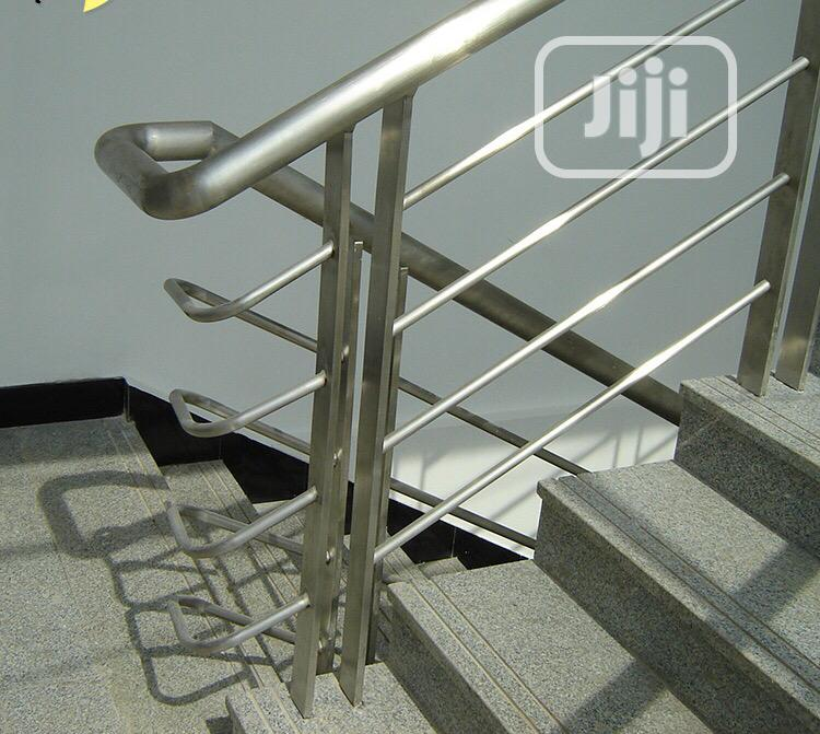 Stainless Steel Handrails | Building Materials for sale in Ajah, Lagos State, Nigeria