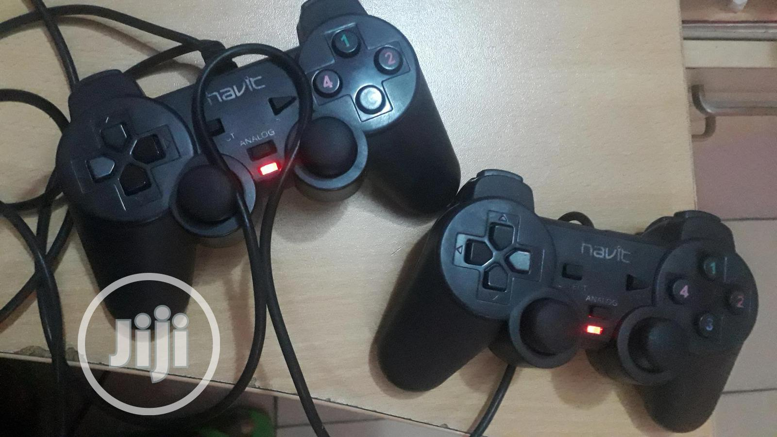 Archive: Havit USB Double Gamepad With Vibration for PC
