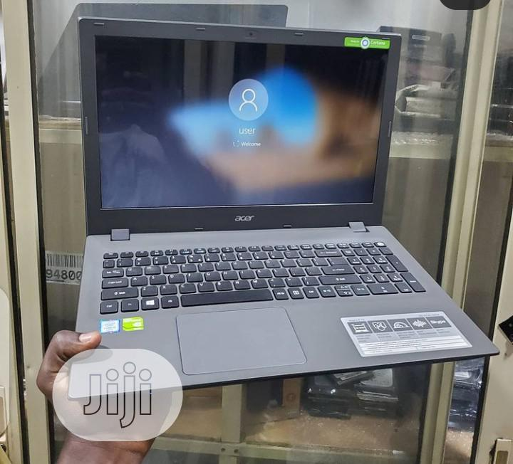 Laptop Acer Aspire E 8GB Intel Core I5 HDD 1T