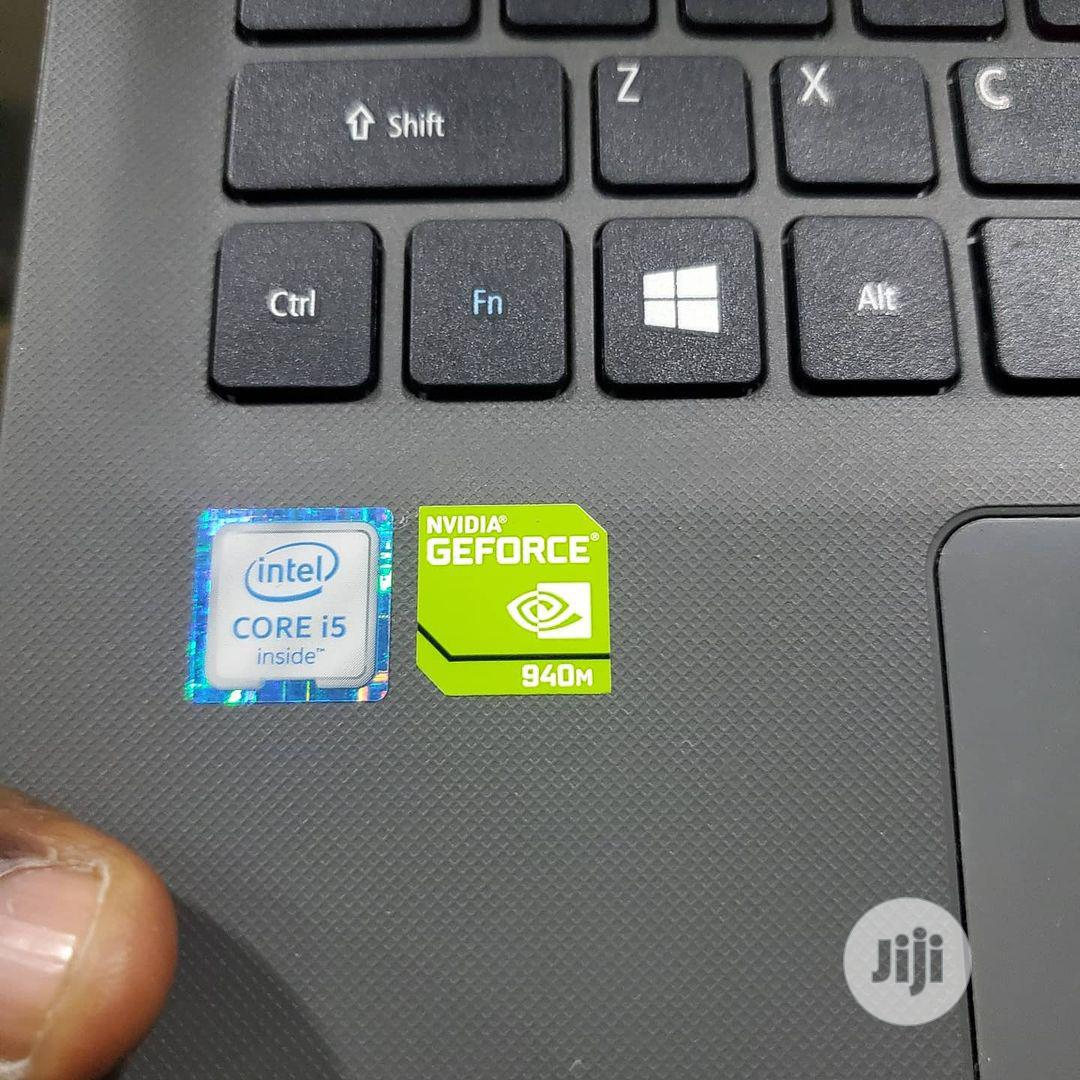 Laptop Acer Aspire E 8GB Intel Core I5 HDD 1T   Laptops & Computers for sale in Ikeja, Lagos State, Nigeria