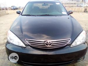Toyota Camry 2003 Black | Cars for sale in Lagos State, Ojodu