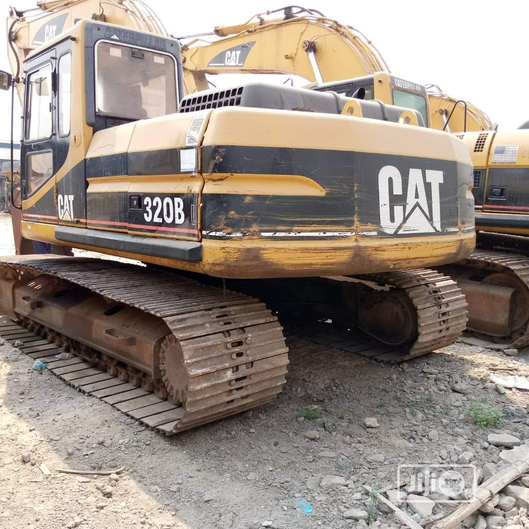 Archive: Nigerian Used Excavator