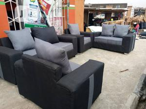Set of 7seaters Sofa Chairs. Fabric Couch of 3,2,1,1 Seater   Furniture for sale in Lagos State, Ajah