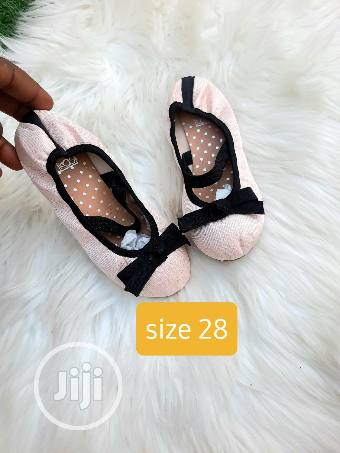 Brand New Quality Girls Dressing Shoe In Size 28