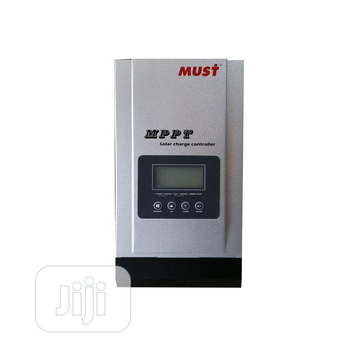 Must 60A Solar Charge Controller Mppt 12v/24v/36v/48v | Electrical Equipment for sale in Lekki, Lagos State, Nigeria