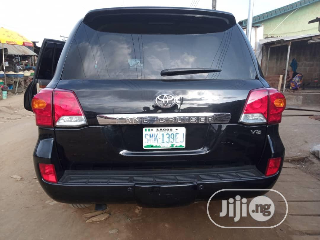Toyota Land Cruiser 2014 4.6 V8 GX | Cars for sale in Ikeja, Lagos State, Nigeria