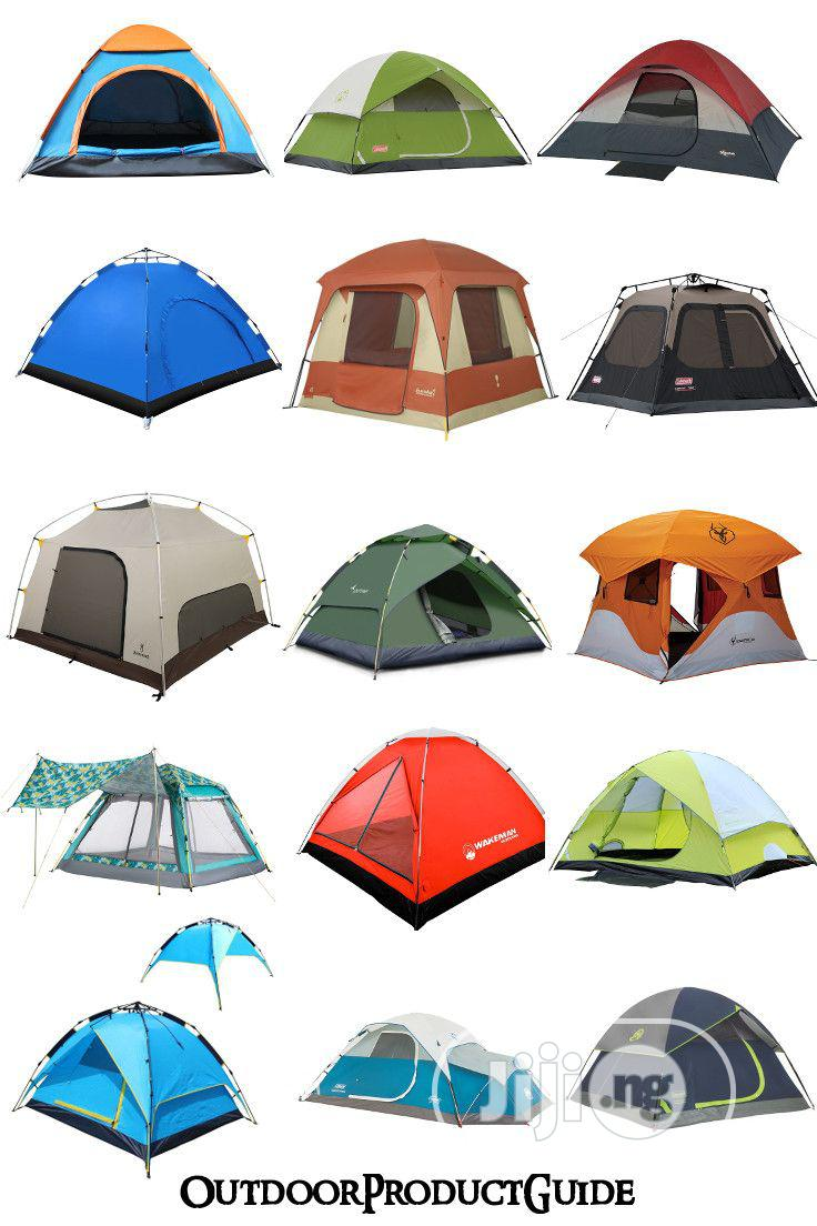 Camp Tents For Rent
