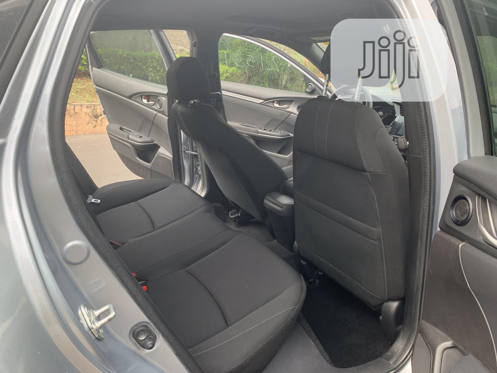 Honda Civic 2018 EX Hatchback Silver | Cars for sale in Ikeja, Lagos State, Nigeria