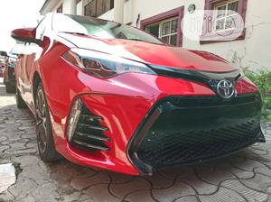 Toyota Corolla 2014 Red | Cars for sale in Lagos State, Lekki