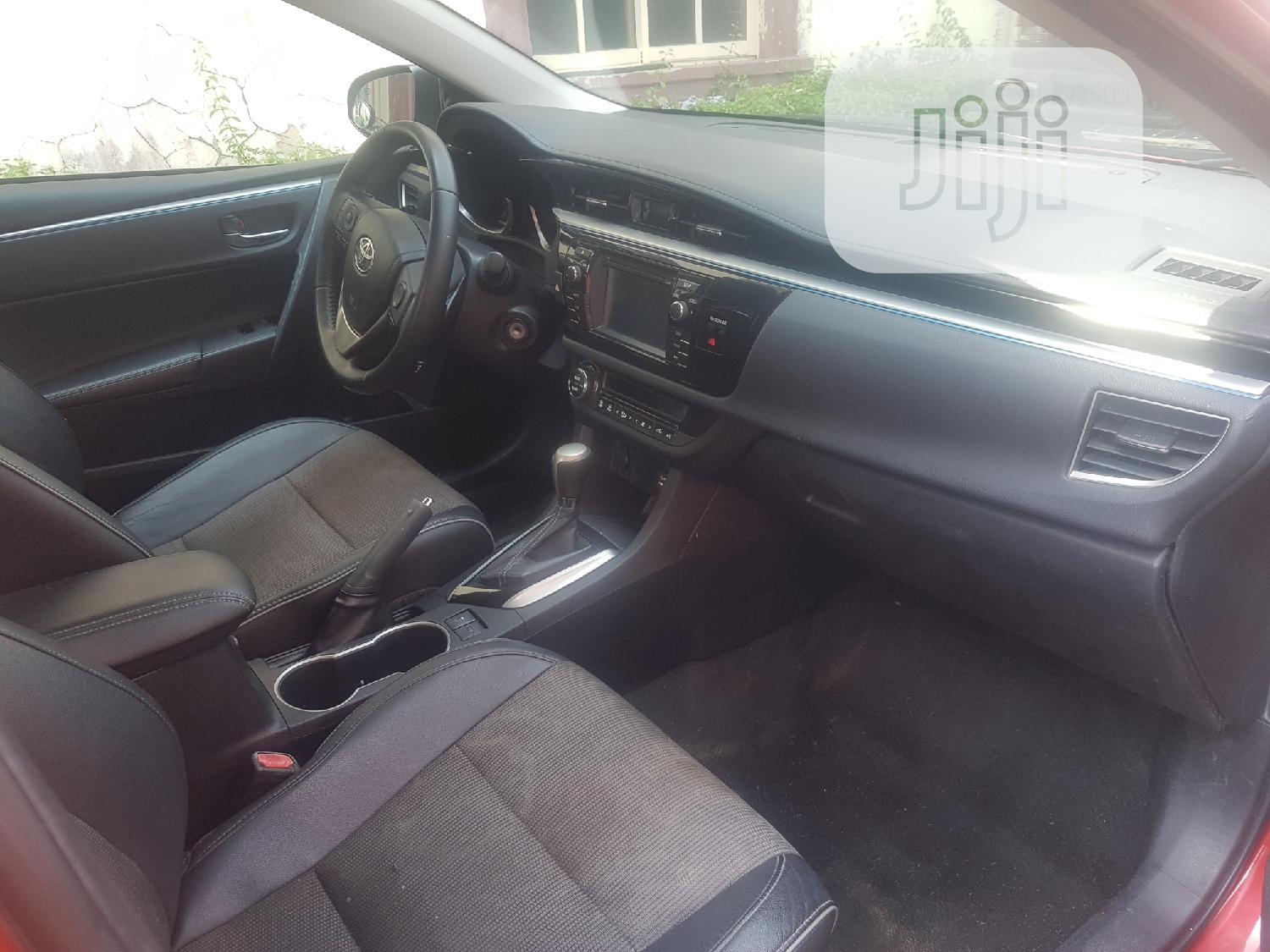 Toyota Corolla 2014 Red | Cars for sale in Lekki, Lagos State, Nigeria