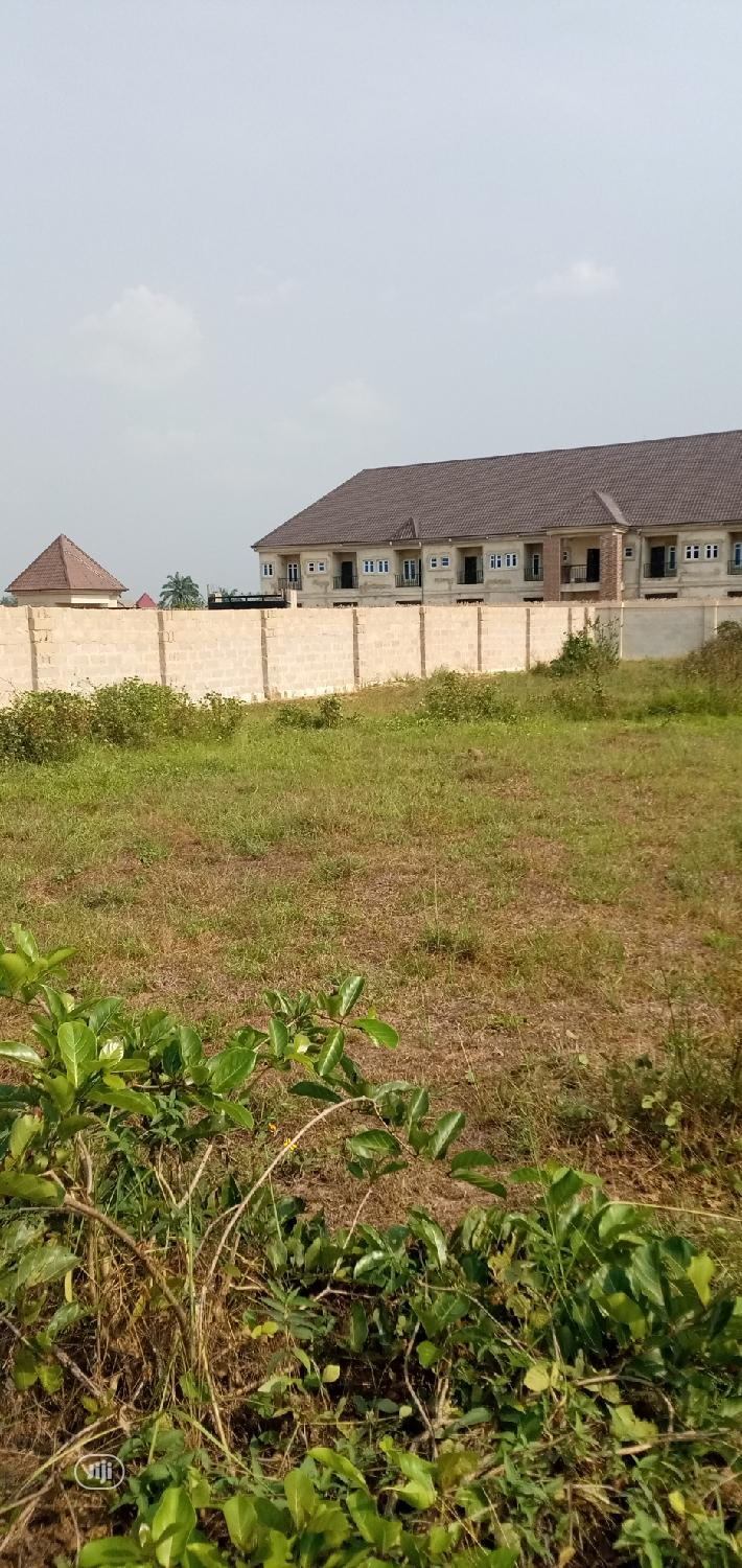 Three Plots of Land in Awka by Unizik Fence