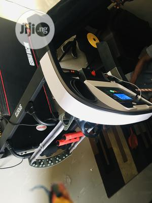 German Machine Treadmill With Massager And Auto Incline   Sports Equipment for sale in Lagos State, Lekki