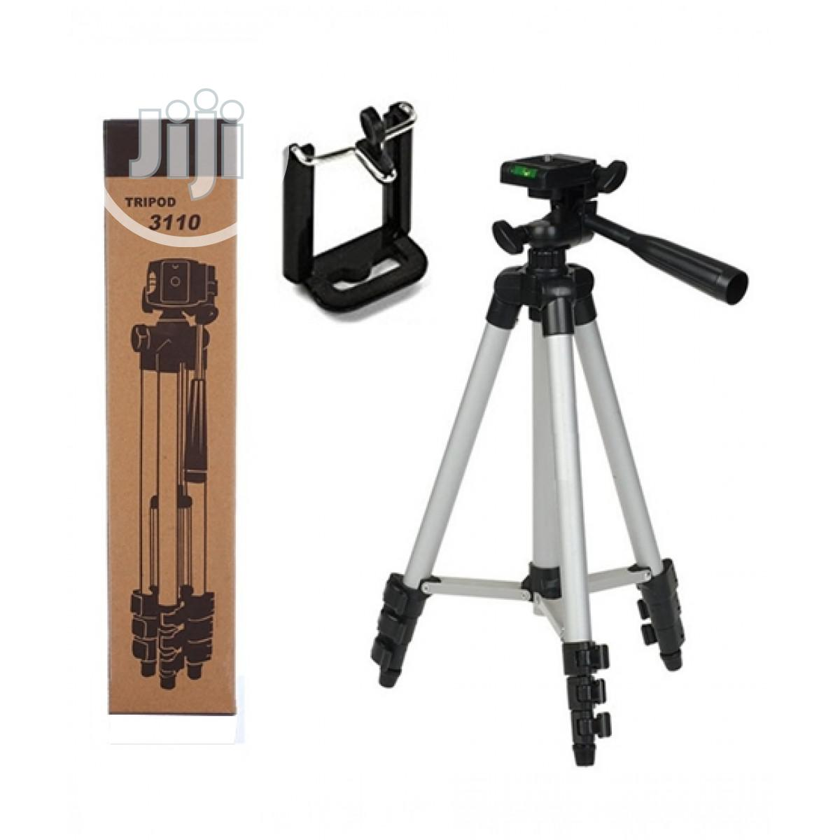 Mobile Phone Tripod Stand | Accessories for Mobile Phones & Tablets for sale in Kosofe, Lagos State, Nigeria