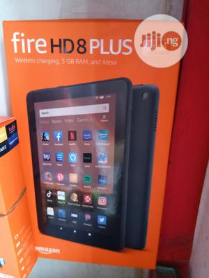 New Amazon Fire HD 8 Plus (2020) 32 GB Black | Tablets for sale in Lagos State, Ikeja
