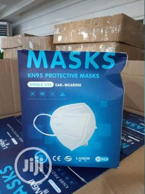 KN95 Masks With Valve | Medical Supplies & Equipment for sale in Lagos State, Lagos Island (Eko)