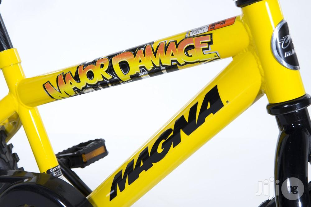Dynacraft Magna Major Damage Boy's Bike   Sports Equipment for sale in Imo State, Nigeria