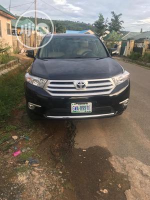 Toyota Highlander 2012 Limited Black | Cars for sale in Akwa Ibom State, Uyo