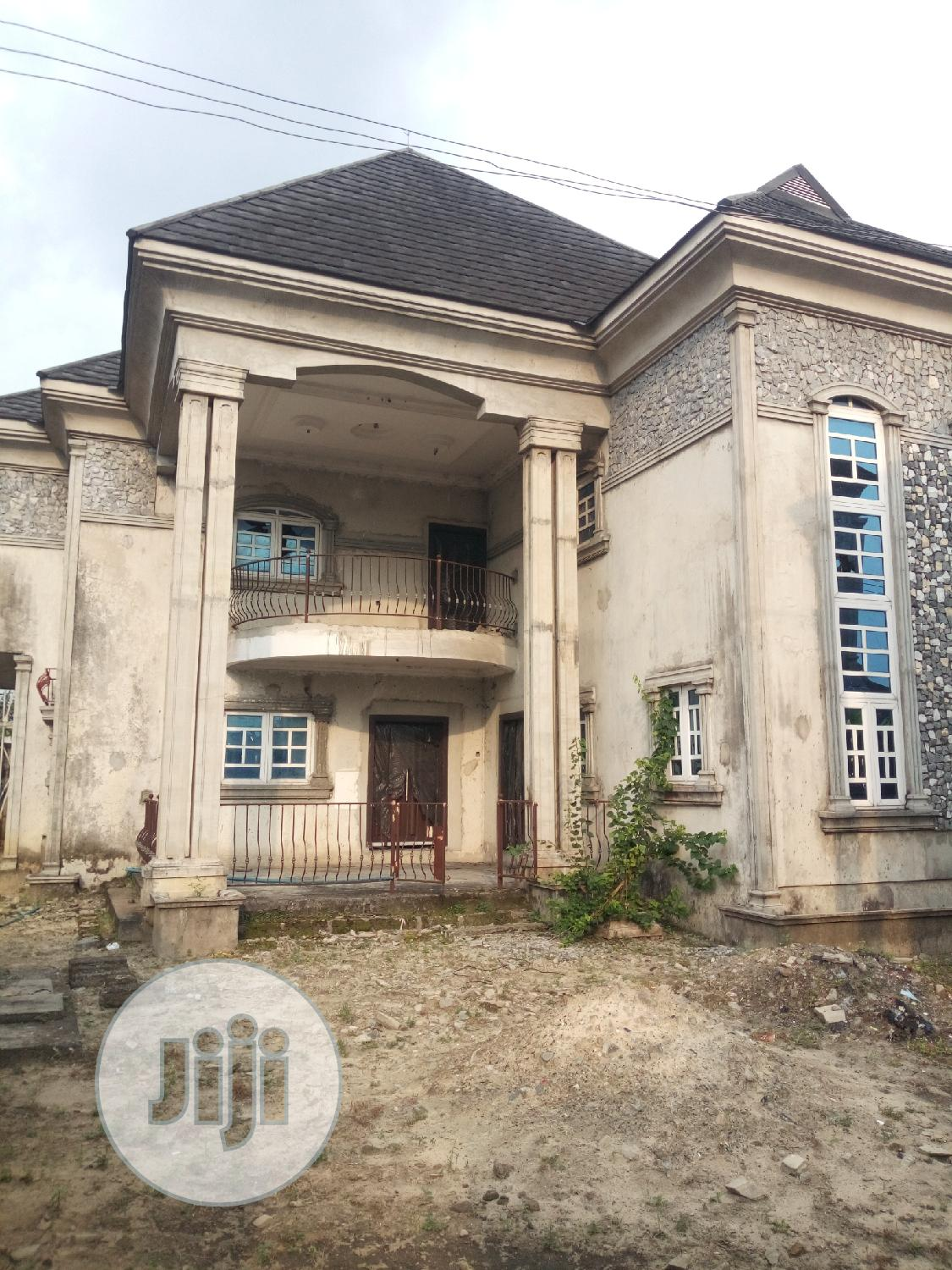 4bedroom Duplex With Good Light in New Rd Ada George PH
