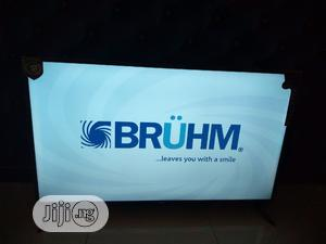 Bruhm Smart TV 55 Inches | TV & DVD Equipment for sale in Abuja (FCT) State, Wuse