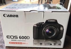Canon 600D Camera   Photo & Video Cameras for sale in Lagos State, Oshodi
