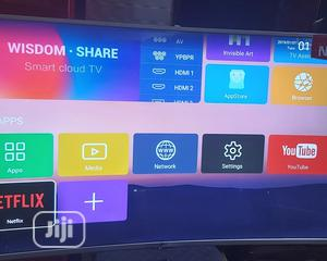 LG 65inches UHD 4k TV Smart Cruved Android | TV & DVD Equipment for sale in Abuja (FCT) State, Gwagwalada
