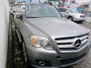 Mercedes-Benz GLK-Class 2010 350 4MATIC Silver | Cars for sale in Lagos State, Apapa