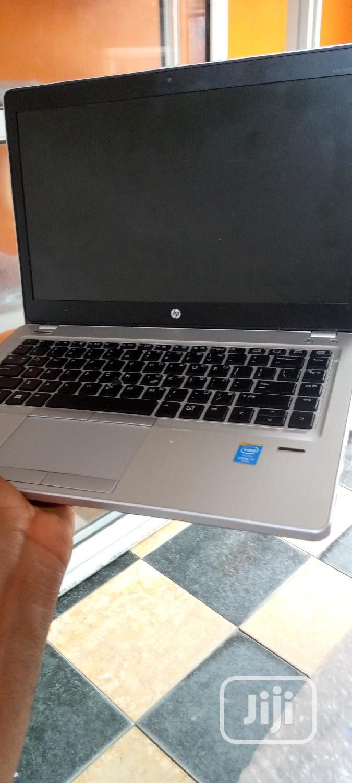 Archive: Laptop HP EliteBook Folio 9480M 8GB Intel Core I7 SSD 256GB