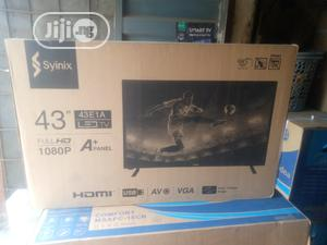 Syinix Led TV 43inchs | TV & DVD Equipment for sale in Lagos State, Ojo