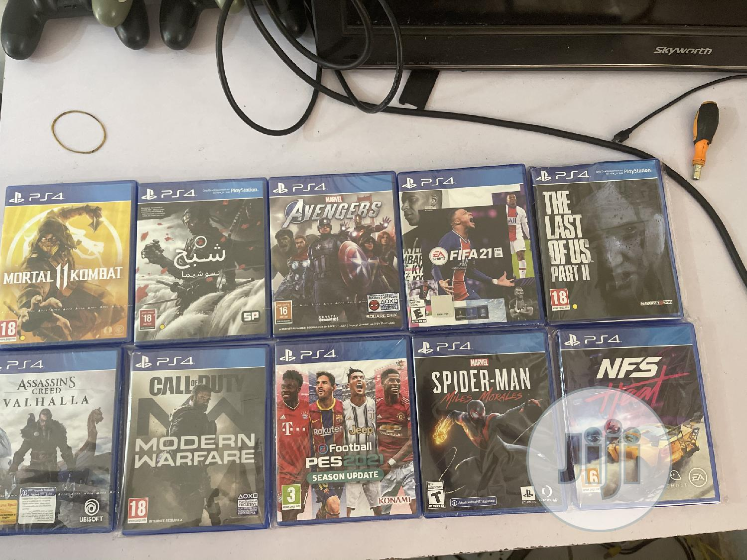 Assassin's Creed Vahala for Both Ps4 and Ps5 | Video Games for sale in Gwarinpa, Abuja (FCT) State, Nigeria