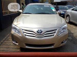 Toyota Camry 2008 2.4 XLi Automatic Gold   Cars for sale in Lagos State, Kosofe