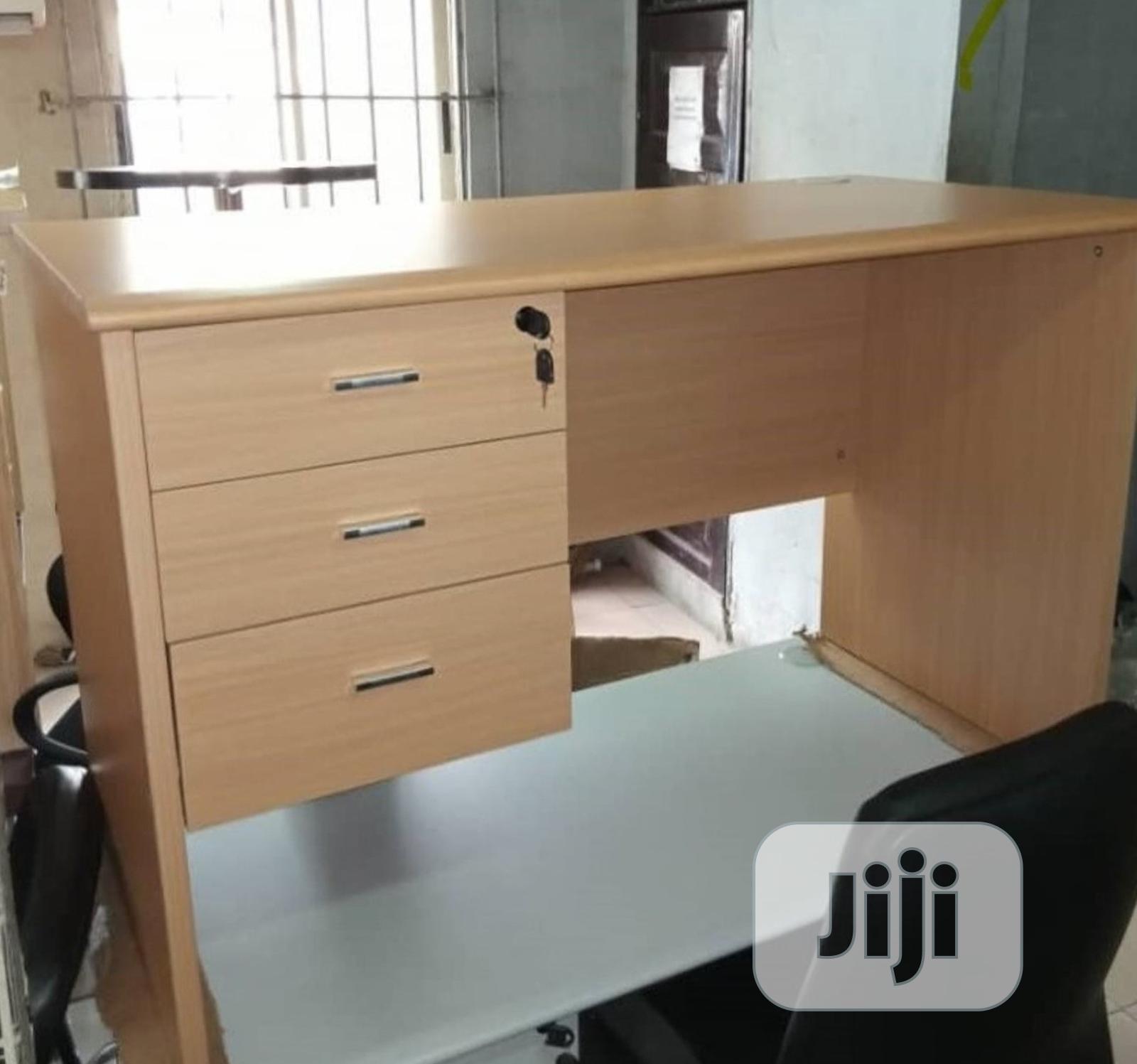 Executive Office Table 120x60cm