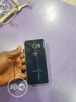 Samsung Galaxy S6 Edge Plus 32 GB Blue | Mobile Phones for sale in Akwa Ibom State, Uyo