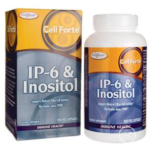 Nature's Way Cell Forte IP-6 Inositol Supplements 240 Caps | Vitamins & Supplements for sale in Lagos State, Amuwo-Odofin