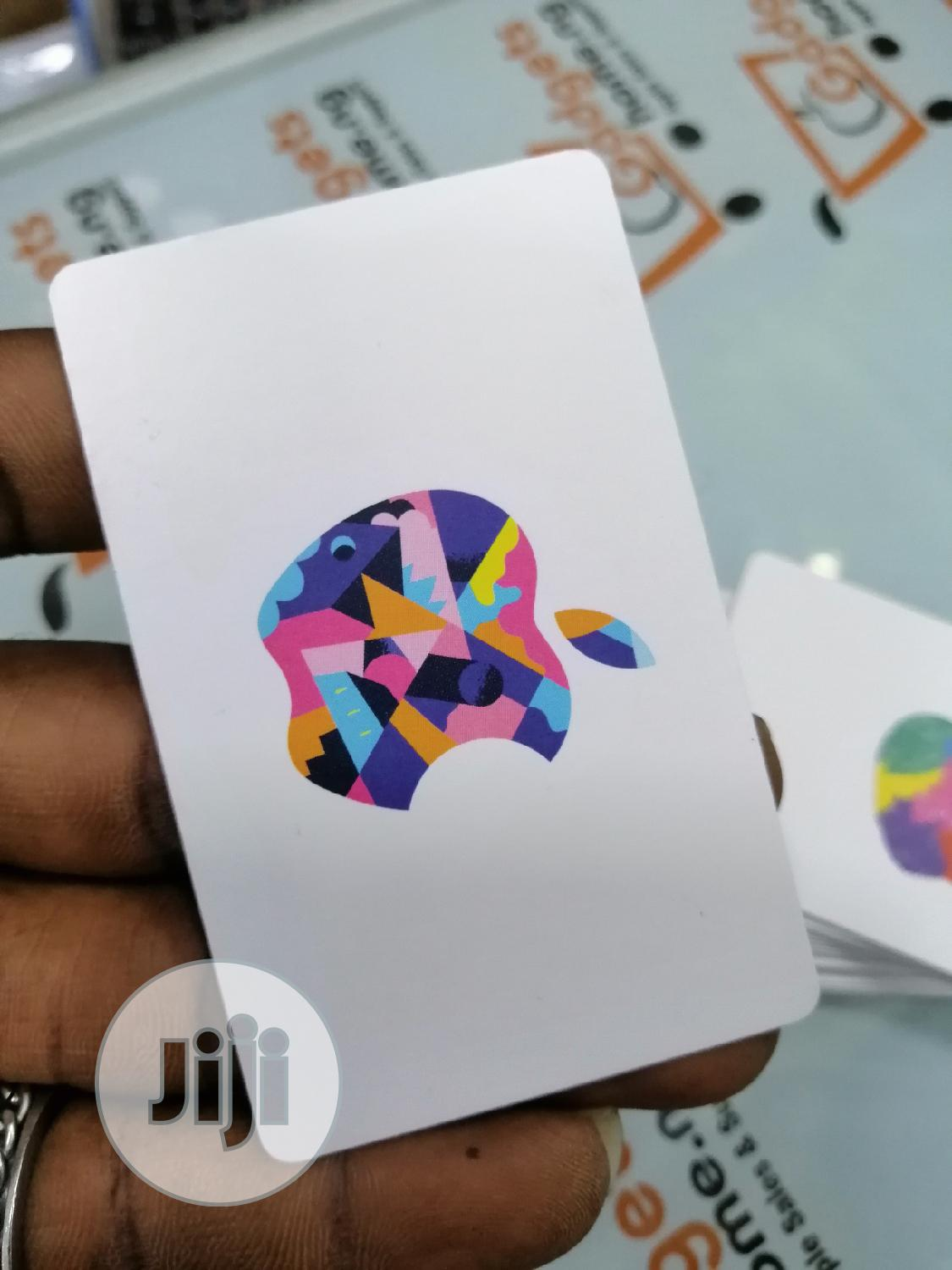 Apple $50 Gift Card | Accessories for Mobile Phones & Tablets for sale in Ikeja, Lagos State, Nigeria