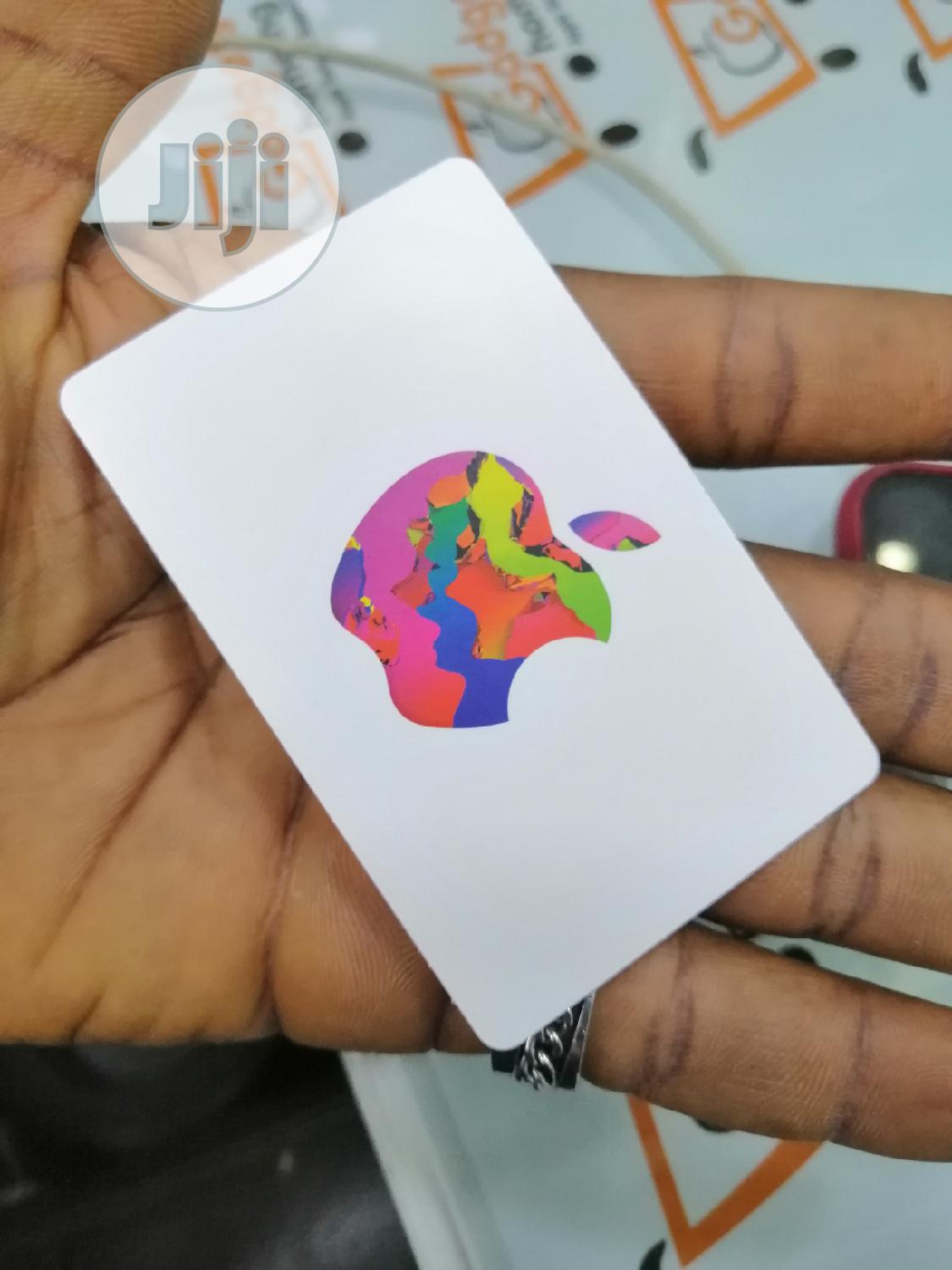 Apple Gift Cards $10 iTunes Card