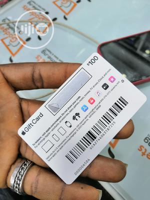 Apple Gift Card $100 iTunes Card | Accessories for Mobile Phones & Tablets for sale in Lagos State, Ikeja