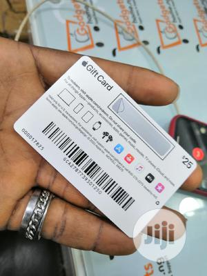 Apple Gift Card $25 iTunes Card | Accessories for Mobile Phones & Tablets for sale in Lagos State, Ikeja