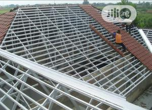 Steel Roofing Trusses - C-channel Roofing Trusses - Roofing | Building Materials for sale in Lagos State, Yaba