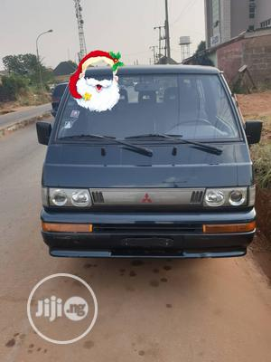Clean Mitsubishi L300 1989 Blue   Buses & Microbuses for sale in Anambra State, Awka