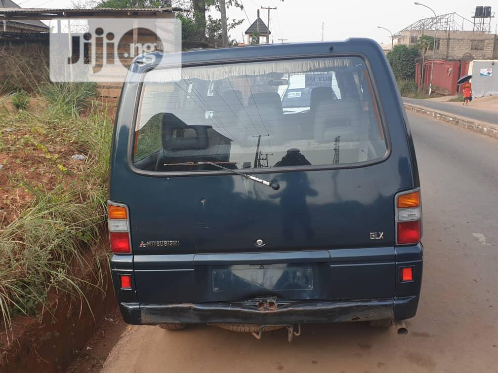 Clean Mitsubishi L300 1989 Blue   Buses & Microbuses for sale in Awka, Anambra State, Nigeria