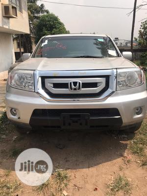 Honda Pilot 2009 Silver | Cars for sale in Lagos State, Ojodu
