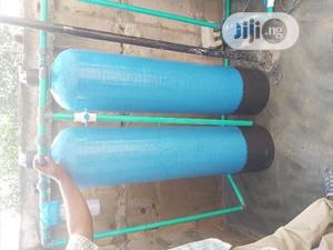 Water Treatment Plant Fiber Glass 13inches | Manufacturing Equipment for sale in Lagos State, Orile