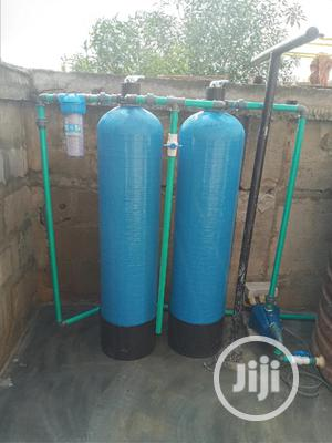 Water Treatment Plant Fibre Glass 13inches | Manufacturing Equipment for sale in Lagos State, Orile