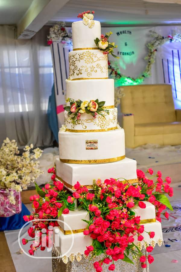 Wedding Cakes In Benin City Meals Drinks Sammy Giver Jiji Ng